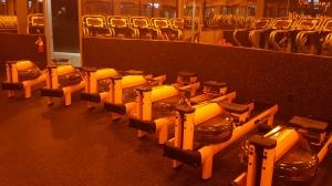 OTF rowers